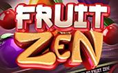 Machine à sous Fruit Zen