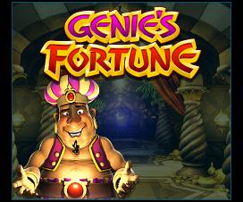 Machine à sous Genie's Fortune