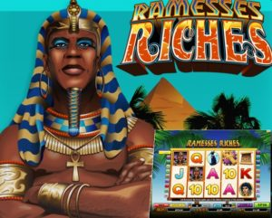 Machine à sous Ramesses Riches