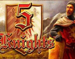 Machine à sous 5 Knights