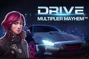 Machine à sous Drive Multiplier Mayhem