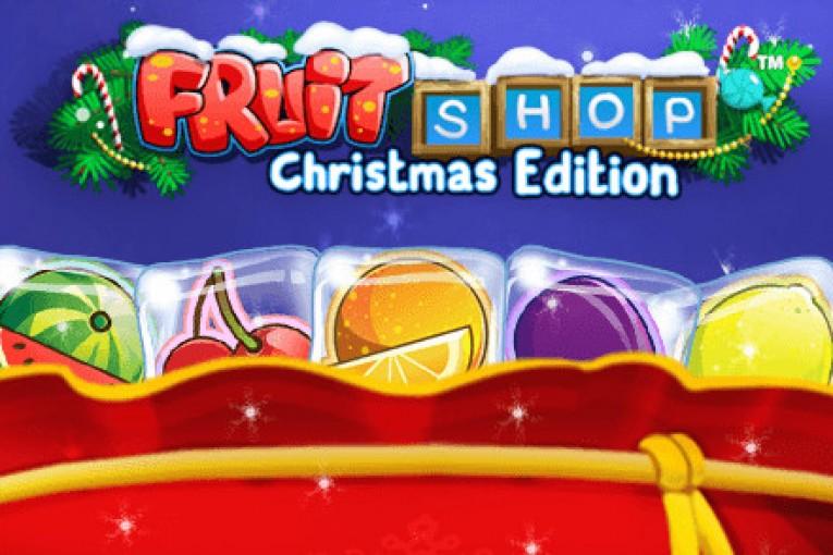 Fruit shop chrismas edition