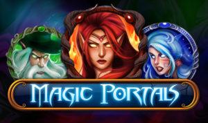 Machine à sous Magic Portals