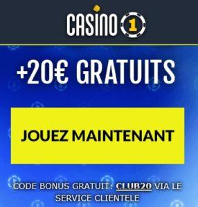 Casino en ligne sans dépôt