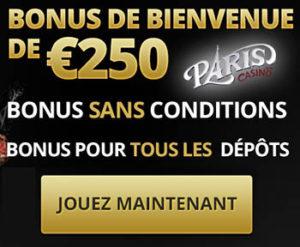 Bonus sans condition