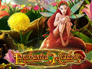 Machine à sous Enchanted Meadow