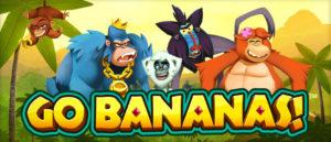 Machine à sous Go Bananas !