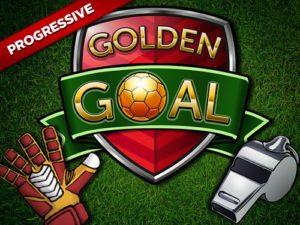Machine à sous Golden Goal