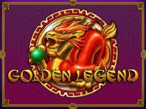 Machine à sous Golden Legend