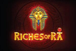 Machine à sous Riches Of  RA
