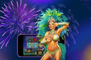 Machine à sous Samba Carnival