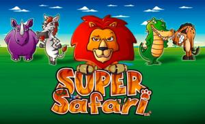 Machine à sous Super Safari