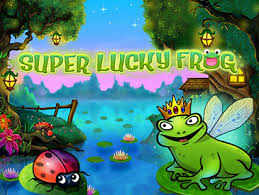 Machine à sous Super Lucky Frog