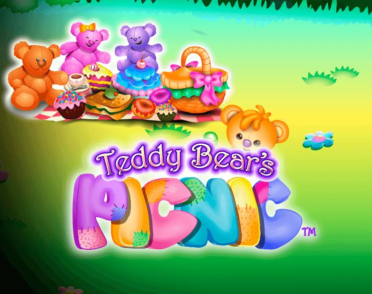 Machine à sous Teddy Bears Picnic