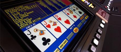 Jouer en ligne au Vidéo Poker