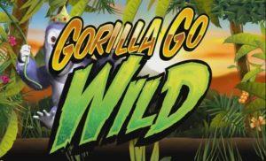 Machine à sous Gorilla Go Wild