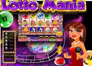 Machine à sous Lotto Mania