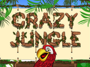 Machine à sous Crazy Jungle