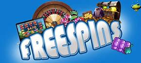 Le Bonus Free Spin au casino