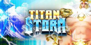 Machine à sous Titan Storm