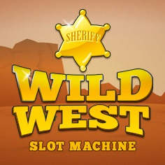 Machine à sous Wild West