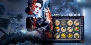 Machine à sous Lady Of The Moon