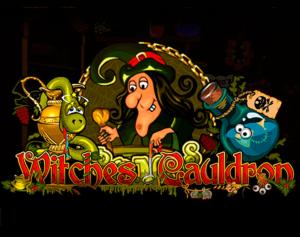 Machine à sous Witches Cauldron
