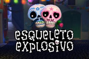 Machine à sous Esqueleto Explosivo