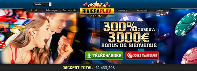 Aperçu de Riviera Play Casino