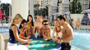 Premier casino de plein air en Europe