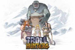 Machine à sous Troll Hunters