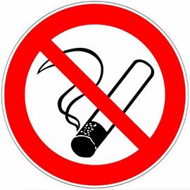 interdit de fumer au casino