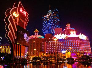 Macao, le nouveau Las Vegas