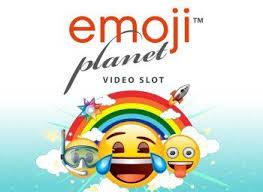 Machine à sous Emoji Planet