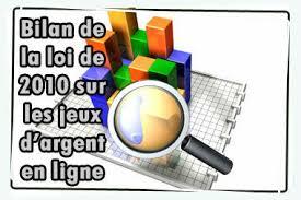 L'ouverture des jeux en ligne en 2010