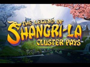 Machine à sous The Legends Of Shangri-La : Cluster Pays