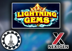 Machine à sous Lightning Gems