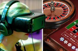 Roulettes et machines à sous en réalité virtuelle VR