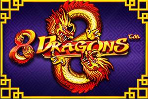 Machine à sous 8 Dragons