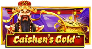 Machine à sous Caishen's Gold