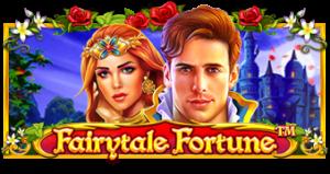 Machine à sous Fairytale Fortune
