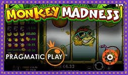 Machine à sous Monkey Madness