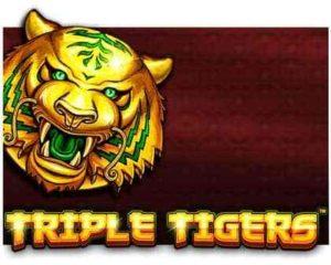 Machine à sous Triple Tigers