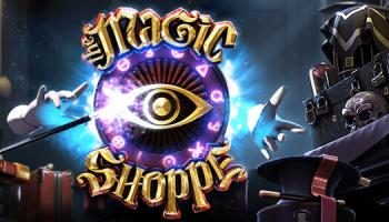 Machine à sous The Magic Shoppe
