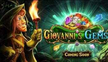 Machine à sous Giovanni's Gems