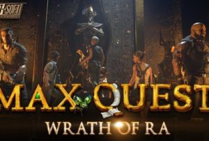 Machine à sous Max Quest : Wrath Of Râ