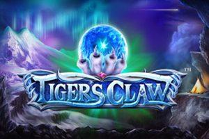 Machine à sous Tigers Claw