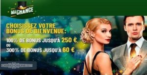 Avis Casino en ligne MaChance